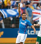 Arnold Peralta makes his debut in midfield