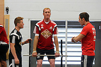 Pictured: Gerhard Tremmel. Thursday 03 July 2014<br />