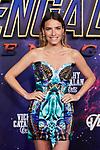 Flora Gonzalez attends to Avengers Endgame premiere at Capitol cinema in Madrid, Spain. April 23, 2019. (ALTERPHOTOS/A. Perez Meca)