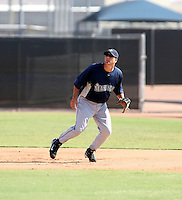 Nate Tenbrink / Seattle Mariners 2008 Instructional League..Photo by:  Bill Mitchell/Four Seam Images