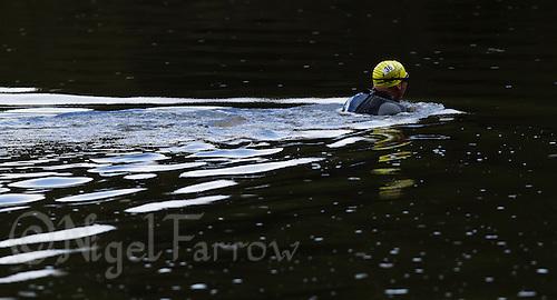 10 JUN 2011 - BRANSGORE, GBR - Matt Fisher - Triple Enduroman event - Enduroman Ultra Triathlon Championships .(PHOTO (C) NIGEL FARROW)