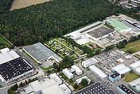 Waldfrieden: EUROPA, DEUTSCHLAND, SCHLESWIG-HOLSTEIN, GLINDE, 02.09.2016: Kleingartenanlage  Waldfrieden an der Wilhelm Bergner Straße.