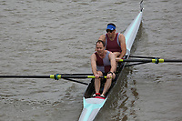 Crew: 260   LYM-MANS    Lymington Amateur Rowing Club    Op MasB/C 2- <br /> <br /> Pairs Head 2017<br /> <br /> To purchase this photo, or to see pricing information for Prints and Downloads, click the blue 'Add to Cart' button at the top-right of the page.