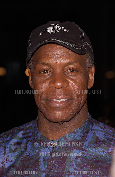 Dec 7, 2004; Los Angeles, CA: Actor DANNY GLOVER at the Los Angeles premiere of Blade: Trinity..