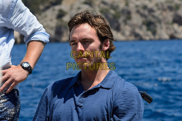 Me Before You (2016)<br /> Sam Claflin  <br /> *Filmstill - Editorial Use Only*<br /> CAP/KFS<br /> Image supplied by Capital Pictures