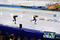 SCHAATSEN: HEERENVEEN: 29-10-2017, IJsstadion Thialf, KPN NK Afstanden, Jan Blokhuijsen, ©foto Martin de Jong