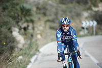 Antoine Demoitié (BEL/Wanty-Groupe Gobert)<br /> <br /> Pre-season Training Camp, january 2016