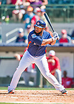 15 March 2016: Houston Astros designated hitter Jon Singleton in action during a Spring Training pre-season game against the Washington Nationals at Osceola County Stadium in Kissimmee, Florida. The Astros fell to the Nationals 6-4 in Grapefruit League play. Mandatory Credit: Ed Wolfstein Photo *** RAW (NEF) Image File Available ***