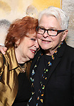 Anita Gillette and Paula Vogel attends The Vineyard Theatre's Emerging Artists Luncheon at The National Arts Club on November 9, 2017 in New York City.