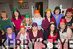 Kerry Deaf Women's Group Pre Christmas Party at the Brogue on Saturday. Pictured front l-r Noelle Reidy, Mary White Bernadette White, Angela Moriarty, Bernadette O'Connor. Back l-r Mary fell, Christina O'Donoghue, Nicola Walsh, Rebecca O'Donoghue, Jane O'Sullivan, Marry Duggan, Eileen Burke