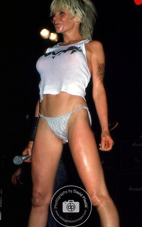 Sherry jackson nudes