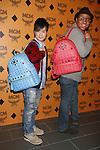 Shinya Irie(Karateka), Antoni(MATENRO), Mar 18, 2013 : MCM re-launch party was held at AUDI FORUM TOKYO in Tokyo, Japan. (Photo by AFLO)
