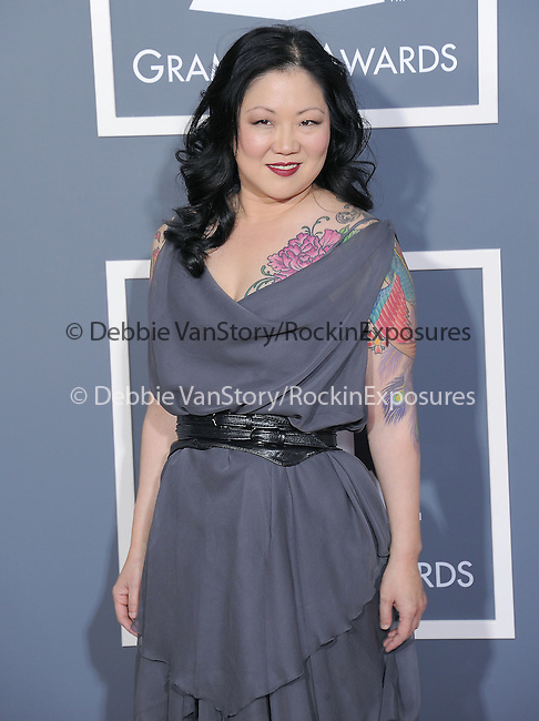 Margaret Cho attends The 53rd Annual GRAMMY Awards held at The Staples Center in Los Angeles, California on February 13,2011                                                                               © 2010 DVS / Hollywood Press Agency