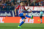 Angel Correa of Atletico de Madrid during the match of La Liga between Atletico de Madrid and Villarreal at Vicente Calderon  Stadium  in Madrid, Spain. April 25, 2017. (ALTERPHOTOS/Rodrigo Jimenez)