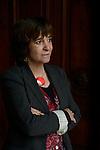 Rosa Montero, Spanish writer.