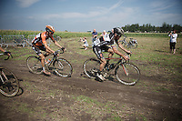 the 90th Schaal Sels 2015 looked more like a (very long) cyclocross-race instead of an official road race