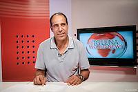 Tunisian Romdhani Ridha, Arabic speaker.