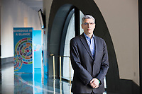 Rabbi Rick Jacobs is president of the Union for Reform Judaism, seen here posing for a portrait at the Union for Reform Judaism Biennial 2017 in the Hynes Convention Center in Boston, Mass., USA, on Wed., Dec. 6, 2017.