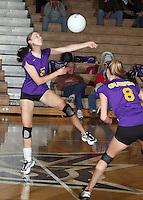 JV Volleyball vs Hamilton Southeastern 9-29-09