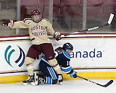 Ashley Motherwell (BC - 18), Katy Massey (Maine - 18) - The Boston College Eagles defeated the visiting University of Maine Black Bears 10-0 on Saturday, December 1, 2012, at Kelley Rink in Conte Forum in Chestnut Hill, Massachusetts.