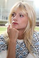 """DIRECTOR MELANIE LAURENT - FILM """"PLONGER"""" - 42ND TORONTO INTERNATIONAL FILM FESTIVAL 2017"""