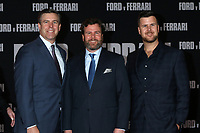 """LOS ANGELES - NOV 4:  Carroll Shelby Family at the """"Ford v Ferrari"""" Premiere at TCL Chinese Theater IMAX on November 4, 2019 in Los Angeles, CA"""