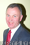 Dan Galvin (Tralee Town Council)...................   Copyright Kerry's Eye 2008