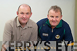 Ballyduff Hurling Stars Mike Hennessy and John Hennessy.