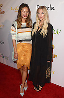 "HOLLYWOOD, CA - NOVEMBER 07: Jaime Chung and Ashlee Simpson at  the Premiere Of ""God vs Trump"" At TCL Chinese theatre in Hollywood, California on November 07, 2016. Credit: David Edwards/MediaPunch"