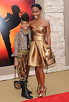 Willow Smith & Jada Pinkett-Smith at the Columbia pictures L.A. Premiere of The Karate Kid held at The Mann Village Theatre in Westwood, California on June 07,2010                                                                               © 2010 Debbie VanStory / Hollywood Press Agency