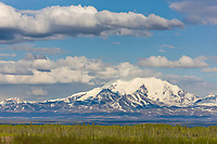 Mount Drum, Wrangell Mountains, Wrangell St. Elias National Park, Alaska