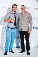 SURFERS PARADISE, Queensland/Australia (Friday, March 1, 2013) Travis Logie (ZAF) and Tiago Pires (PRT)- The world's best surfers congregated last night at the QT Hotel in Surfers Paradise to celebrate the 2013 ASP World Surfing Awards, officially crowning last year's ASP World Champions and welcoming in the new year..Joel Parkinson (AUS), 31, long considered to be a threat to the ASP World Title ever since his inception amongst the world's elite over a decade ago, was awarded his maiden crown last night. Amidst a capacity crowd of the world's best surfers and hometown supporters, the Gold Coast stalwart brought the house down with a heartfelt and emotional speech..?It's beautiful to have everyone here tonight,? Parkinson said. ?We all come together and really celebrate last season amongst our friends and family. The new year, for me, begins tomorrow. Tonight, I just feel so fortunate to be up here and to be supported by my beautiful family. I love them and am only here because of them.?.FULL LIST OF AWARDS' RECIPIENTS:.2012 ASP World Champion: Joel Parkinson (AUS).2012 ASP World Runner-Up: Kelly Slater (USA).2012 ASP Rookie of the Year: John John Florence (HAW).2012 ASP Women's World Champion: Stephanie Gilmore (AUS).2012 ASP Women's World Runner-up: Sally Fitzgibbons (AUS).2012 ASP Women's Rookie of the Year: Malia Manuel (HAW).2012 ASP Breakthrough Performer: Sebastian Zietz (HAW).2012 ASP Women's Breakthrough Performer: Lakey Peterson (USA).2012 ASP World Longboard Champion: Taylor Jensen (USA).2012 ASP Women's World Longboard Champion: Kelia Moniz (HAW).2012 ASP World Junior Champion: Jack Freestone (AUS).2012 ASP Women's World Junior Champion: Nikki Van Dijk (AUS).ASP Life Member/Chairman Emeritus: Richard Grellman.ASP Service to the Sport: Randy Rarick.Peter Whittaker Award: Adrian Buchan.2012 ASP Men's Heat of the Year (Fan Vote): Mick Fanning (AUS) vs. Kelly Slater (USA) - Rip Curl Pro Bells Beach.2012 ASP Women's Heat of the Year (Fan Vote): Laura Enever (