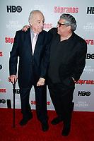 NEW YORK, NY - JANUARY 9: Jerry Adler and Vincent Pastore at &ldquo;The Sopranos&quot; 20th Anniversary Panel Discussion at SVA Theater on January 9, 2019 in New York City. <br /> CAP/MPI99<br /> &copy;MPI99/Capital Pictures