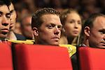 Steven Kruijswijk (NED) at the Tour de France 2020 route presentation held in the Palais des Congrès de Paris (Porte Maillot), Paris, France. 15th October 2019.<br /> Picture: Eoin Clarke | Cyclefile<br /> <br /> All photos usage must carry mandatory copyright credit (© Cyclefile | Eoin Clarke)