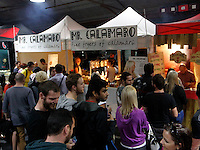 Street food al Queen Victoria Maket di Melbourne