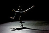 Rambert Dance <br /> New Choreography at The Place, London, Great Britain <br /> 16th December 2014 <br /> <br /> Unspoken Dialect <br /> by Luke Ahmet <br /> Music by Benjamin Tassie<br /> Costumes by Luke Ahmet <br /> Lighting by Lucy hansom <br /> Danced by <br /> Adam Blyde <br /> Carolyn Bolton <br /> <br /> <br /> <br /> Photograph by Elliott Franks <br /> Image licensed to Elliott Franks Photography Services