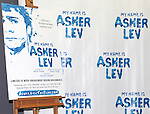 Meet & Greet for the new Off-Broadway Play 'My Name Is Asher Lev'  at the Davenport Studios on 10/22/2012 in New York City.
