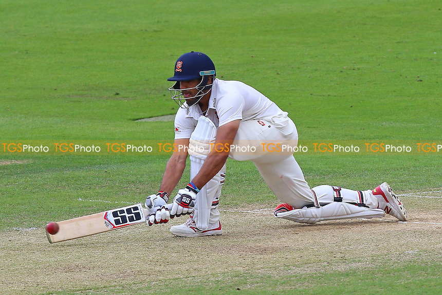 Ravi Bopara in batting action for Essex during Essex CCC vs Kent CCC, Specsavers County Championship Division 2 Cricket at the Essex County Ground on 4th July 2016