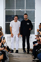 OCT 2018 Proenza Schouler show at Paris Fashion Week
