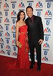 CENTURY CITY, CA. - November 05: Steve Valentine (R) and Inna Korobkina attend the 18th Annual BAFTA/LA Britannia Awards at the Hyatt Regency Century Plaza Hotel on November 5, 2009 in Century City, California.