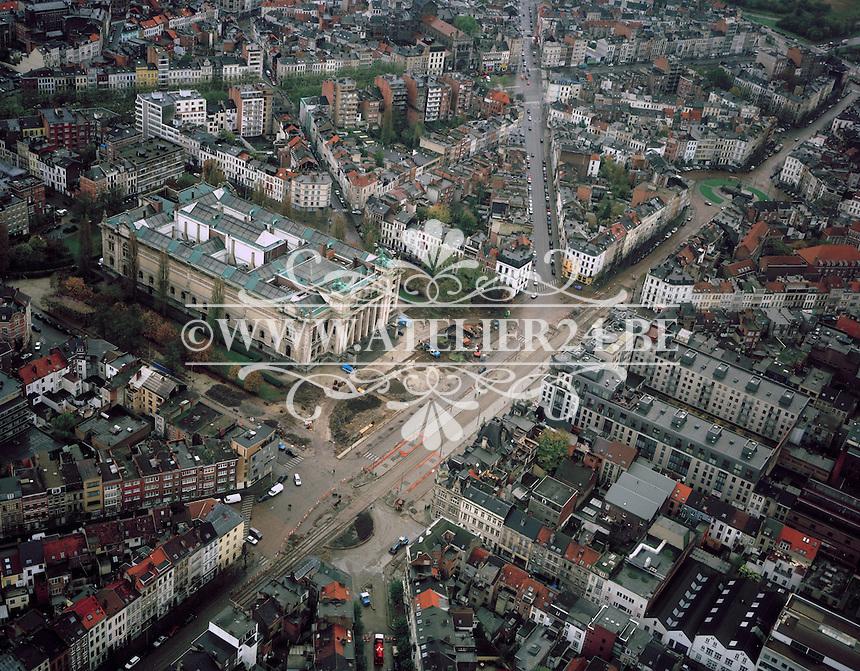 November 1998. Museum van Schone Kunsten in Antwerpen.