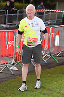 Chris Chittell<br /> at the start of the 2016 London Marathon, Blackheath, Greenwich London<br /> <br /> <br /> &copy;Ash Knotek  D3108 24/04/2016