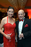 Pictured  at the Kerry Branch of IHF Ball in the Muckross Park Hotel at the weekend were Marc Gysling and Deirdre McGlone, owners of Harvey's Point Hotel in Donegal.<br /> Photo: Don MacMonagle<br /> <br /> Repro free photo
