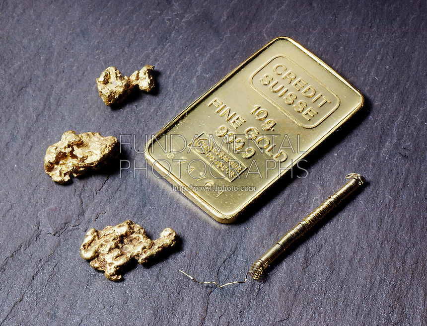 Science Element Gold Fundamental Photographs The Art