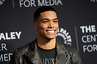 """19 November 2019 - Beverly Hills, California - Rome Flynn. The Paley Center Celebrates The Final Season Of """"How To Get Away With Murder""""<br />  held at The Paley Center for Media. Photo Credit: Birdie Thompson/AdMedia"""