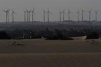 Energia Eólica Zumbi