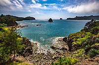 The Ogasawara Islands were once known as the Bonin Islands.  The islands were formed about 48 million years ago by volcanos that built an oceanic crust.  Its main islands are Chichijima 'Father Island' and Hahajima 'Mother Island' which are the only ones that are inhabited.  Other islands in the chain have similar names such as Yomejima 'Bride Island', Nakodojima 'Matchmaker Island', Anijima 'Elder Brother Island', Ototojima 'Younger Brother Island' and so on.  The main spots where visitors are allowed are on Chichijima and Minamijima.  Although the islands are some 1000 km away, they are part of Tokyo City.