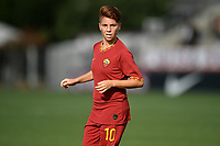 Manuela Giugliano of AS Roma  <br /> Roma 8/9/2019 Stadio Tre Fontane <br /> Luisa Petrucci Trophy 2019<br /> AS Roma - Paris Saint Germain<br /> Photo Andrea Staccioli / Insidefoto