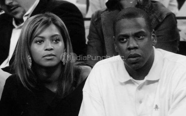 Beyonce Jay Z 2005<br /> Photo to By John Barrett/PHOTOlink/MediaPunch