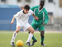 Bethnal Green Utd v FC Assyria 14-Mar-2009